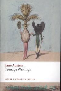 «Teenage Writings»