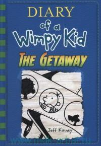 «Diary of a Wimpy Kid. Book 12. The Getaway»