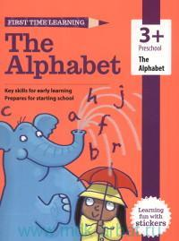 «The Alphabet : Key Skills for Early Learning : 3+ Pre-School»