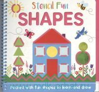 «Shapes : Packed With Animals to Learn and draw»